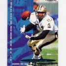 1995 Fleer Football #265 Michael Haynes - New Orleans Saints