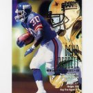 1995 Fleer Football #256 Dave Meggett - New England Patriots