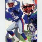 1995 Fleer Football #252 Myron Guyton - New England Patriots