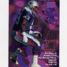 1995 Fleer Football #248 Vincent Brown - New England Patriots