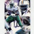 1995 Fleer Football #229 Richmond Webb - Miami Dolphins