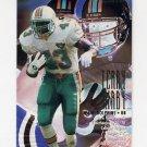 1995 Fleer Football #221 Terry Kirby - Miami Dolphins