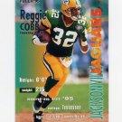 1995 Fleer Football #170 Reggie Cobb - Jacksonville Jaguars