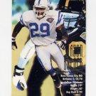 1995 Fleer Football #157 Jason Belser - Indianapolis Colts