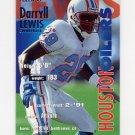 1995 Fleer Football #149 Darryll Lewis - Houston Oilers