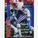 1995 Fleer Football #142 Micheal Barrow - Houston Oilers