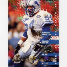 1995 Fleer Football #130 Chris Spielman - Detroit Lions