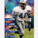 1995 Fleer Football #124 Robert Massey - Detroit Lions