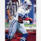 1995 Fleer Football #103 Kevin Williams - Dallas Cowboys