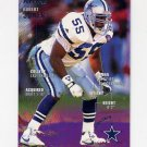 1995 Fleer Football #094 Robert Jones - Dallas Cowboys