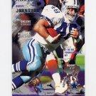1995 Fleer Football #093 Daryl Johnston - Dallas Cowboys