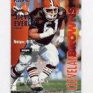 1995 Fleer Football #079 Steve Everitt - Cleveland Browns