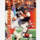 1995 Fleer Football #065 Steve Broussard - Cincinnati Bengals