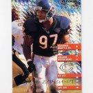 1995 Fleer Football #062 Chris Zorich - Chicago Bears