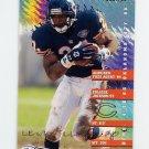 1995 Fleer Football #058 Lewis Tillman - Chicago Bears