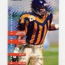 1995 Fleer Football #052 Mark Carrier - Chicago Bears