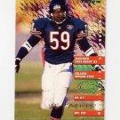 1995 Fleer Football #051 Joe Cain - Chicago Bears