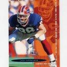 1995 Fleer Football #045 Pete Metzelaars - Carolina Panthers
