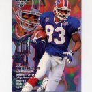 1995 Fleer Football #038 Andre Reed - Buffalo Bills