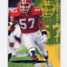 1995 Fleer Football #024 Clay Matthews - Atlanta Falcons