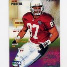 1995 Fleer Football #010 Ricky Proehl - Seattle Seahawks