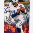 1995 Fleer Football #006 Dave Krieg - Arizona Cardinals