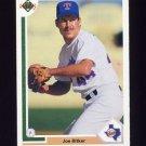 1991 Upper Deck Baseball #797 Joe Bitker RC - Texas Rangers