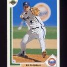 1991 Upper Deck Baseball #590 Bill Gullickson - Houston Astros