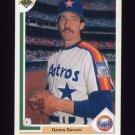 1991 Upper Deck Baseball #586 Danny Darwin - Houston Astros