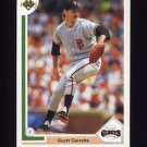 1991 Upper Deck Baseball #443 Scott Garrelts - San Francisco Giants