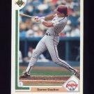 1991 Upper Deck Baseball #408 Darren Daulton - Philadelphia Phillies