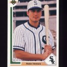 1991 Upper Deck Baseball #263 Robin Ventura - Chicago White Sox
