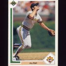 1991 Upper Deck Baseball #183 Jay Bell - Pittsburgh Pirates