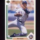 1991 Upper Deck Baseball #179 Bob Ojeda - New York Mets