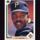 1991 Upper Deck Baseball #150 R.J. Reynolds - Pittsburgh Pirates