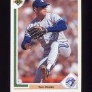 1991 Upper Deck Baseball #149 Tom Henke - Toronto Blue Jays