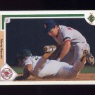 1991 Upper Deck Baseball #090 Marty Barrett - Boston Red Sox