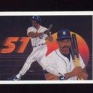 1991 Upper Deck Baseball #083 Cecil Fielder FEAT - Detroit Tigers