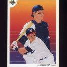 1991 Upper Deck Baseball #029 Chicago White Sox Team Checklist / Carlton Fisk