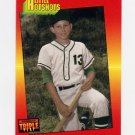 1992 Donruss Triple Play Baseball #234 Lance Parrish LH - California Angels