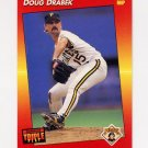 1992 Donruss Triple Play Baseball #106 Doug Drabek - Pittsburgh Pirates