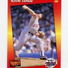 1992 Donruss Triple Play Baseball #098 Kevin Tapani - Minnesota Twins