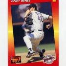 1992 Donruss Triple Play Baseball #033 Andy Benes - San Diego Padres
