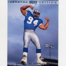 1995 Upper Deck Football Special Edition #SE64 Luther Elliss - Detroit Lions