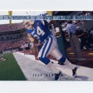 1995 Upper Deck Football Special Edition #SE52 Jeff Herrod - Indianapolis Colts