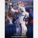 1995 Upper Deck Football #298 Don Beebe - Carolina Panthers