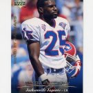 1995 Upper Deck Football #283 Mickey Washington - Jacksonville Jaguars