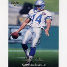 1995 Upper Deck Football #254 Rick Tuten - Seattle Seahawks