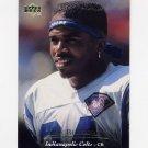 1995 Upper Deck Football #214 Ray Buchanan - Indianapolis Colts