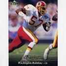 1995 Upper Deck Football #147 Ken Harvey - Washington Redskins